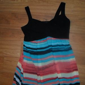 Like New SAMI & JO Maxi Dress Sz 2X